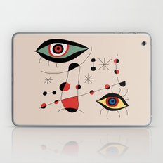 Tribute to J. Mirò (n.1) Laptop & iPad Skin