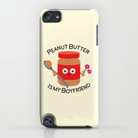 iPod Touch Cases featuring Don't Be Jelly by David Olenick