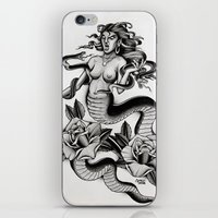Naga - TATTOO iPhone & iPod Skin