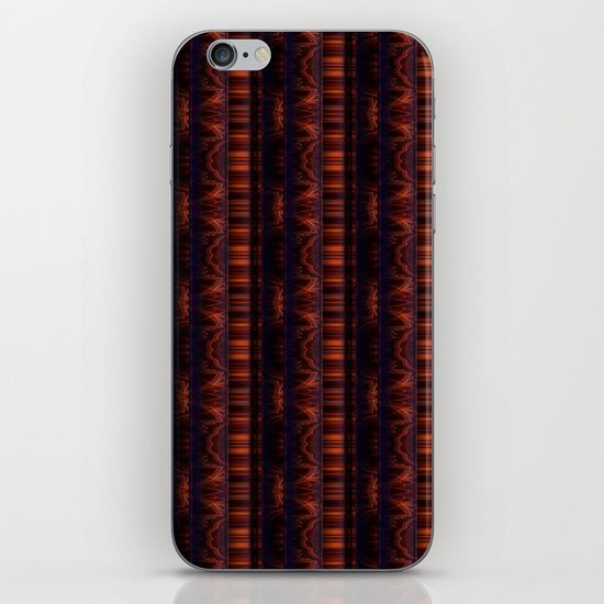 Mahogany  iPhone & iPod Skin