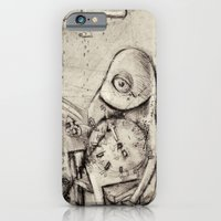 Something about Time iPhone 6 Slim Case