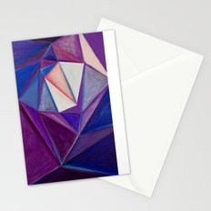 Abstract 03 Stationery Cards