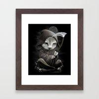 REAPERCAT Framed Art Print