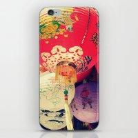 China Town In San Franci… iPhone & iPod Skin