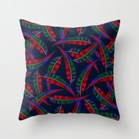 EUCALIPTUS Throw Pillow