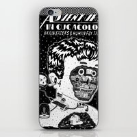 Adventures In Cucacolor iPhone & iPod Skin