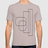Transition Mens Fitted Tee Cinder SMALL