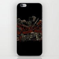 Scoobies iPhone & iPod Skin