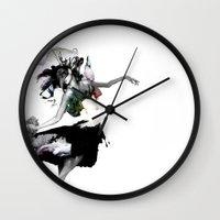 Dance Dance Wall Clock