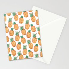 Pineaple express Stationery Cards