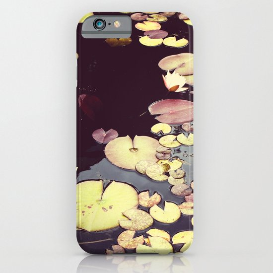 Sea Of Flowers iPhone & iPod Case