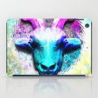 Cyan Thomson's Gazelle A… iPad Case