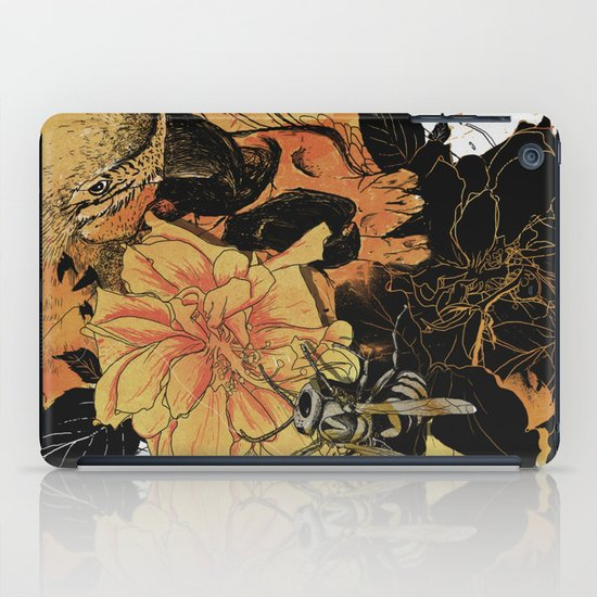 Pollination Fire iPad Case