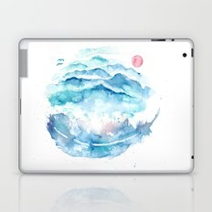 As If the World I Carry Could Crush Me Laptop & iPad Skin