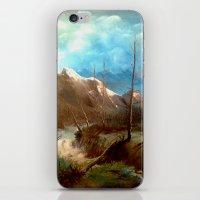 Soguk Nehir iPhone & iPod Skin