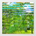 Landscape of My Heart (segment 1) Canvas Print