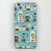 Coffee Paraphernalia   iPhone & iPod Skin