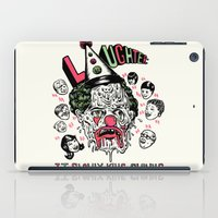 Laughter.. iPad Case