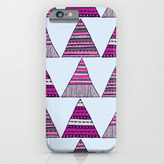 Feel Good Mountains iPhone & iPod Case