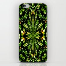 Water Lilies Kaleidoscope  iPhone & iPod Skin