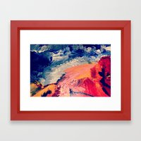 Destination Framed Art Print