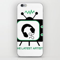 The Latest Artists iPhone & iPod Skin