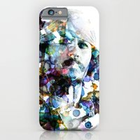 iPhone & iPod Case featuring Jack Sparrow by NKlein Design