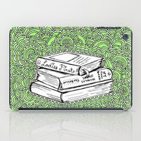 Book Drawing Meditation … iPad Case