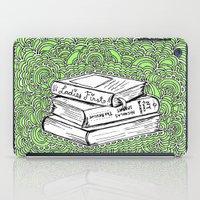 Book Drawing Meditation … iPad Case
