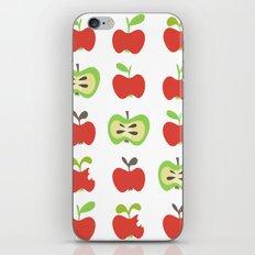 apple lover iPhone & iPod Skin