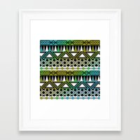 Fancy & Fun. Framed Art Print
