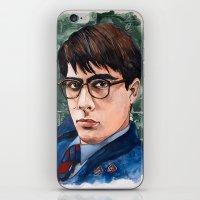 Max Fischer iPhone & iPod Skin