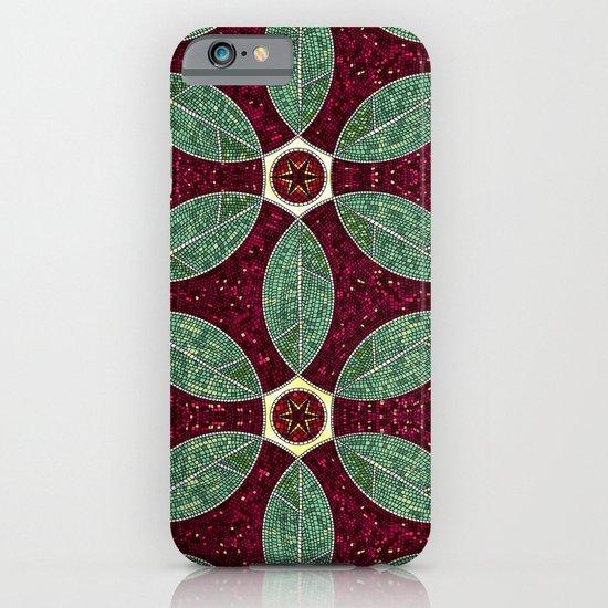 Turkish Bath Mosaic iPhone & iPod Case