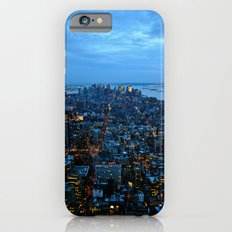 The City That Never Sleeps - NYC iPhone 6 Slim Case