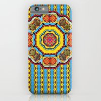 iPhone & iPod Case featuring Double Luck by Karma Cases