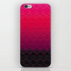 ELENA PATTERN - FLAMENCO VERSION iPhone & iPod Skin