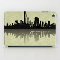 Skyline Reflections iPad Case