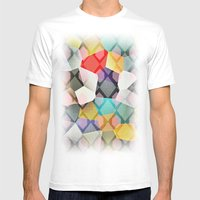 Insinuación Mens Fitted Tee White SMALL