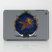 All that glitters... //color//framed// iPad Case