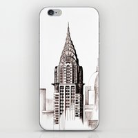 Chrysler Building, NYC iPhone & iPod Skin