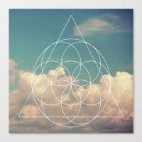 Geometry #1 Canvas Print