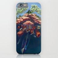 Subterranean Structures iPhone 6 Slim Case