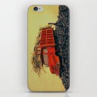 Sugar Cane And Truck On … iPhone & iPod Skin