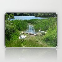 Bosherston Lily Ponds.Pembrokeshire.Wales. Laptop & iPad Skin