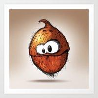 COCONUT | COCO Art Print