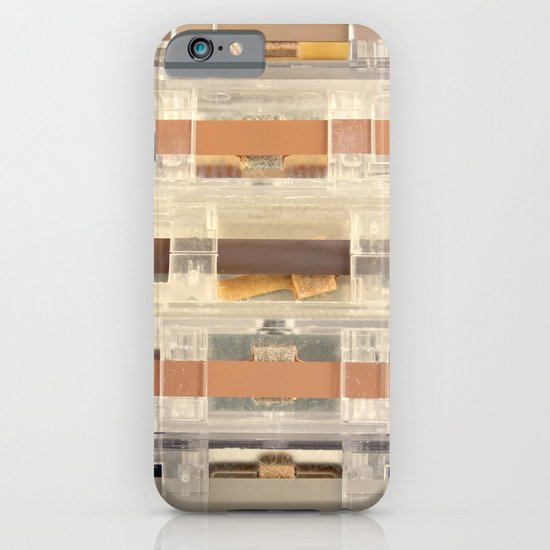 Mixtapes iPhone & iPod Case