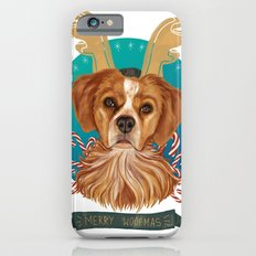 Merry Woofmas !  iPhone 6 Slim Case