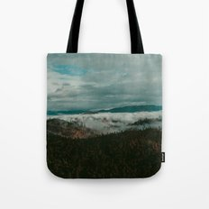 Autumn Wilderness Tote Bag