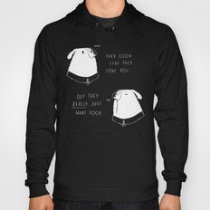 the emotional ups and downs of being a dog owner Hoody