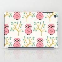 Owl Grove iPad Case